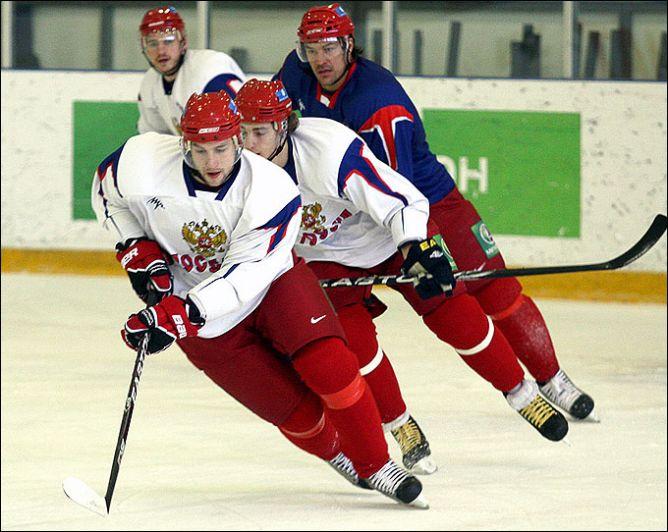 Молодёжная тройка из НХЛ не потрясла, но и не разочаровала. Смена растёт