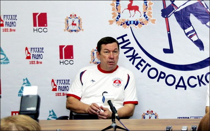 Владимир Голубович. Фото 02.