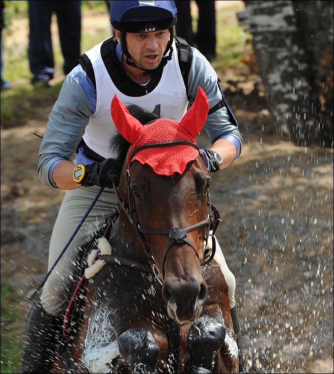Михаил Настенко выступит в олимпийском троеборье