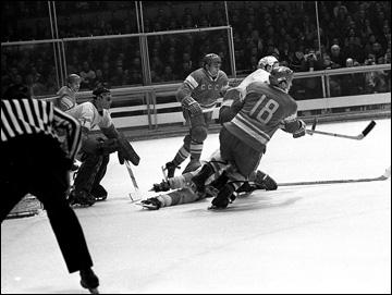10 февраля 1968 года. Гренобль. X зимние Олимпийские игры. СССР — Канада