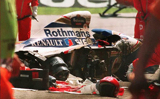 На Гран-при Сан-Марино двадцать лет назад насмерть разбились два пилота, одним из которых был Айртон Сенна