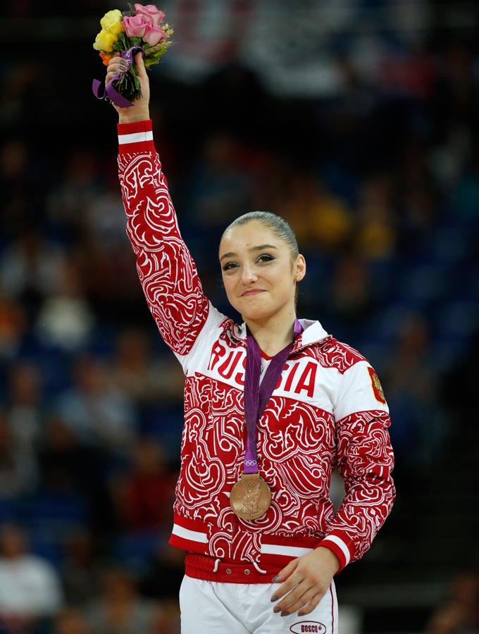 Алия Мустафина — чемпионка, на которую никто не расчитывал