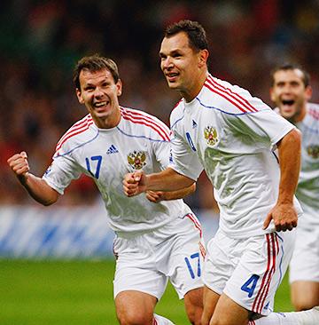 09.09.2009. Уэльс — Россия — 1:3