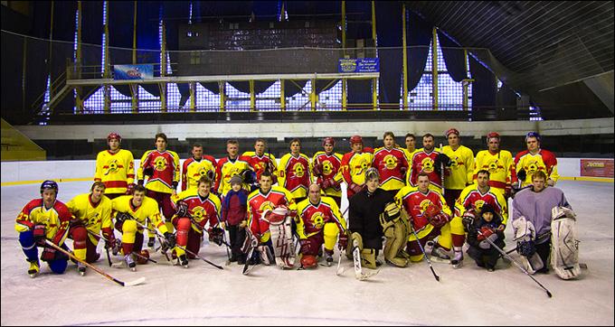 Команда и болельщики