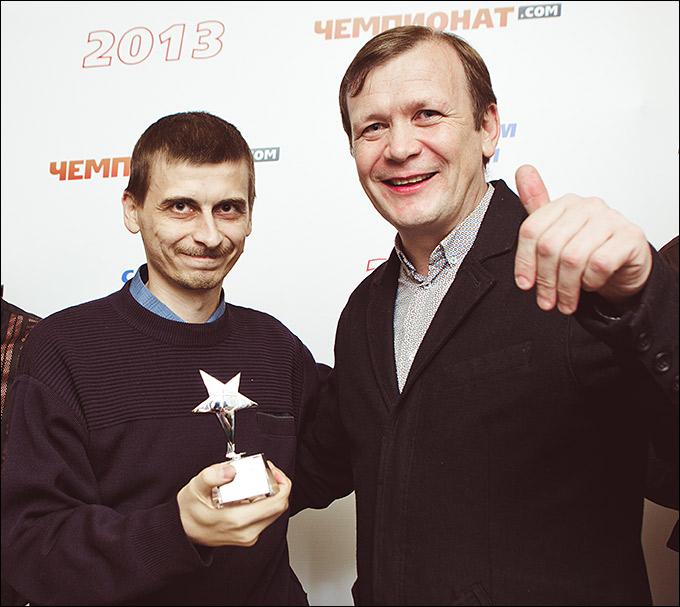 Даниил Сальников и Александр Шмурнов