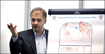 Александр Поляков: В Сочи-2014 будет совместно работать судьи НХЛ и ИИХФ