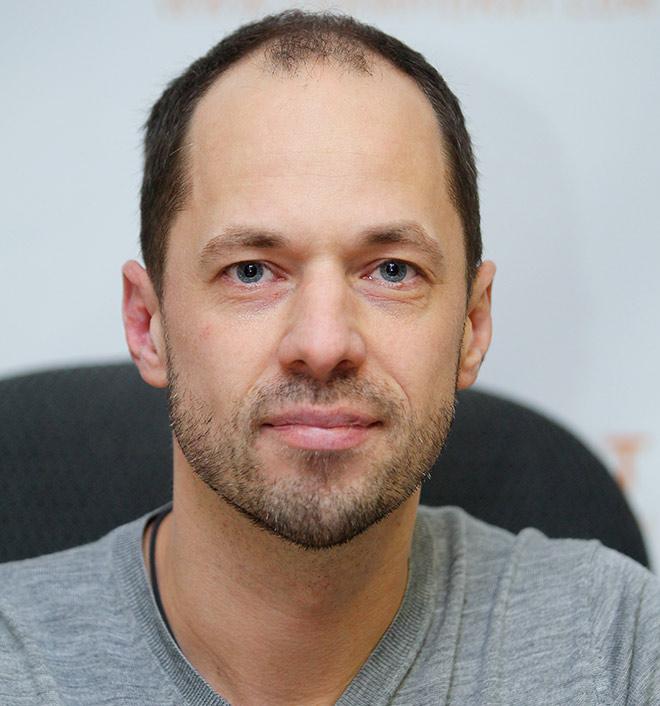 Бывший директор «Локомотива» по правовым вопросам Евгений Кречетов