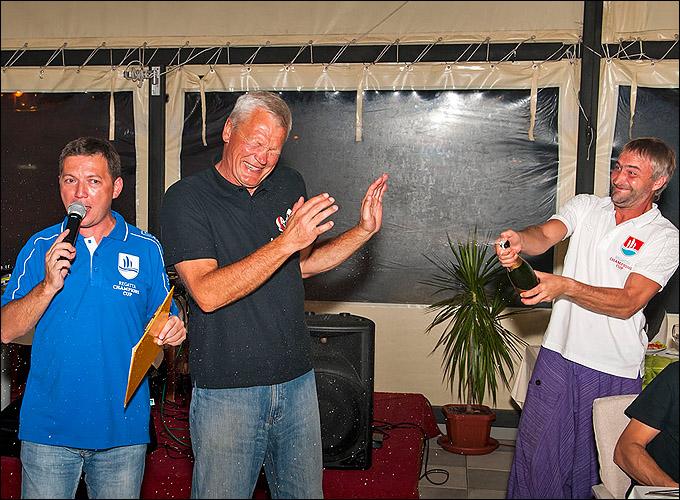 Мечислав Кекля отмечает свой 61-й день рождения