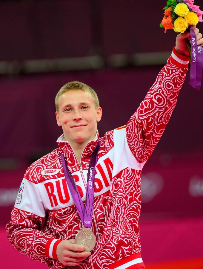 Денис Аблязин стал двукратным олимпийским призёром