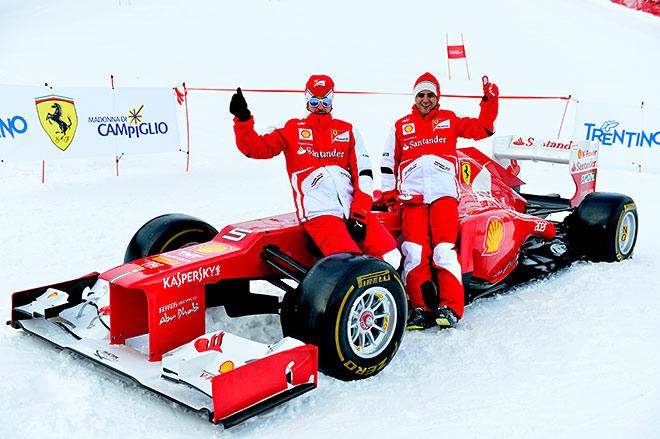 Формула-1 видела всё. Кроме зимней гонки