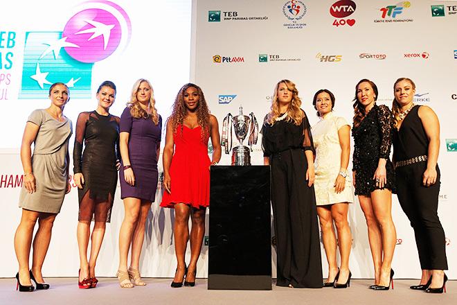 Из участниц Итогового турнира-2014 в Сингапур поедут только Радваньска, Квитова и Уильямс