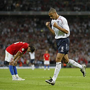 12.09.2007. Англия — Россия — 3:0