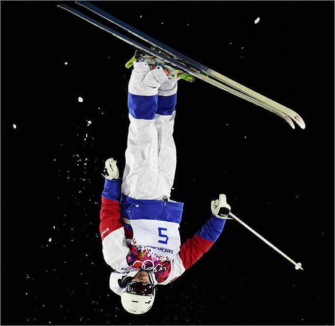 Александр Смышляев стал бронзовым призёром в могуле