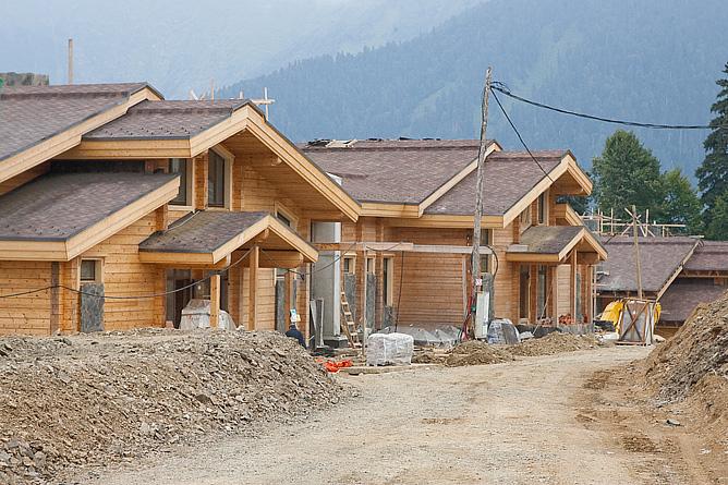 Коттеджный посёлок олимпийской деревни