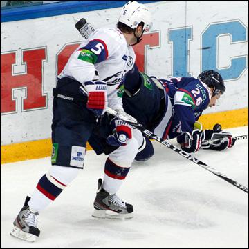 Кирилл Сафронов против Роберта Нильссона