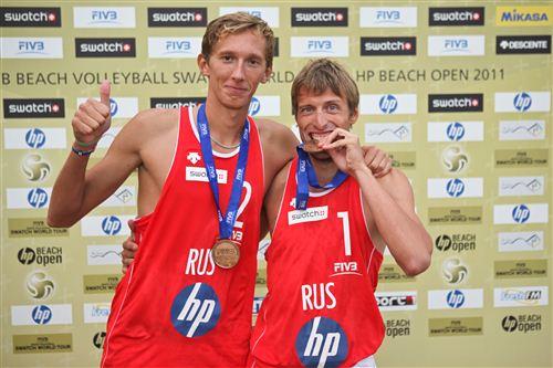 Константин Семенов и Ярослав Кошкарев