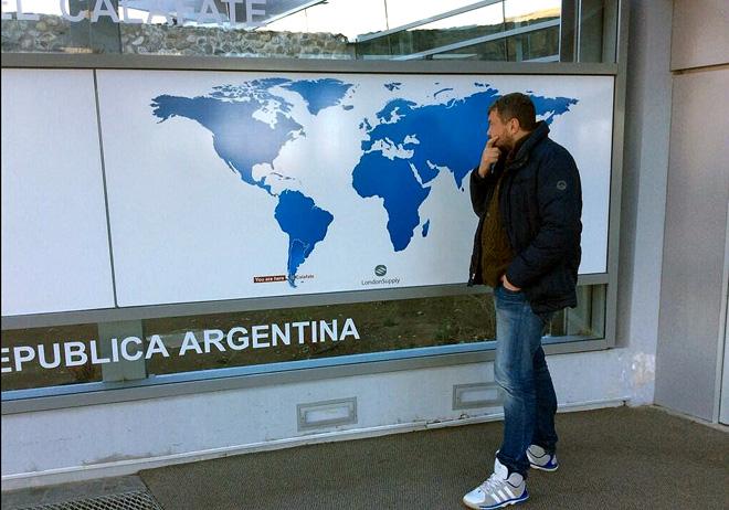 Роман Скворцов в Аргентине. Занесла нелёгкая…