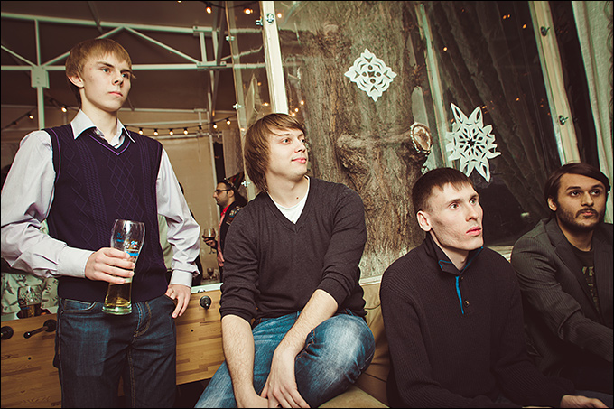 Фотослужба: Денис Тырин, Александр Демидов и Александр Мысякин