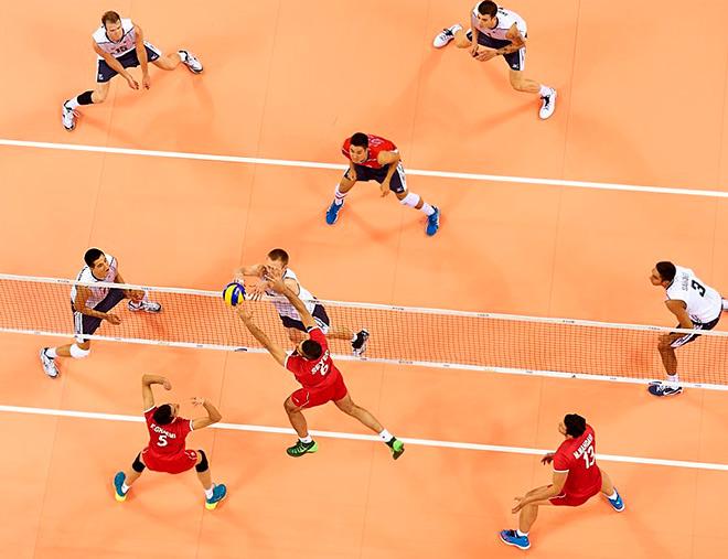 Иран начал чемпионат мира с двух побед