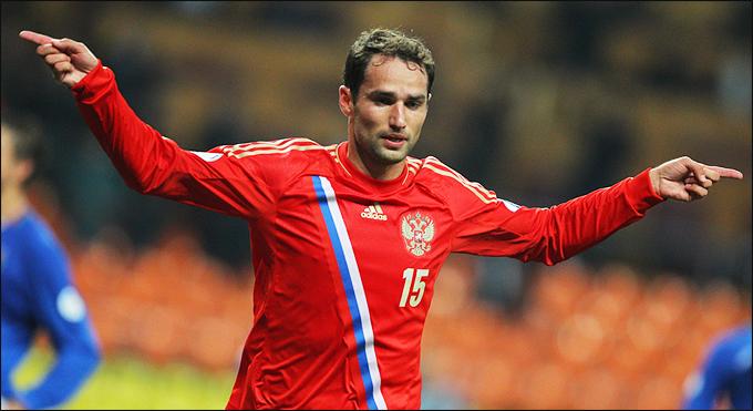 16.10.2012. Россия — Азербайджан — 1:0