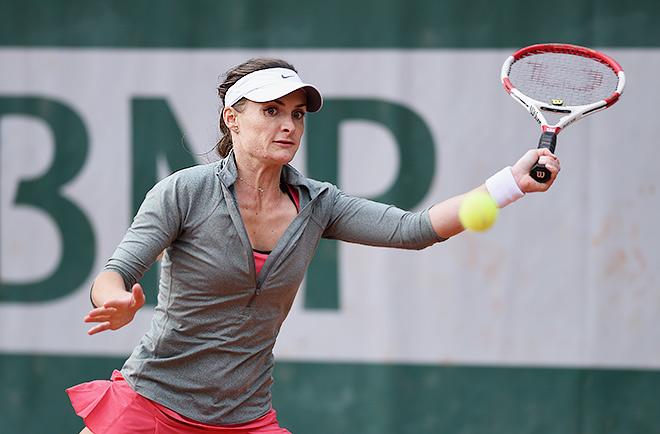 Ивета Мельцер объявила об уходе из тенниса
