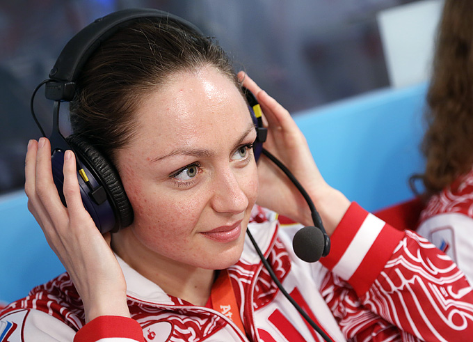 Лондон-2012. Анастасия Давыдова