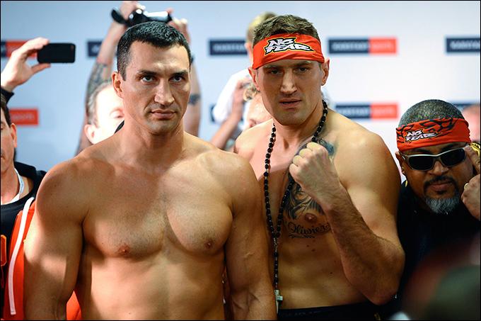 Ставки букмекеров на Кличко в пять раз выше, чем на Ваха. Болельщики ставят на нокаут украинца
