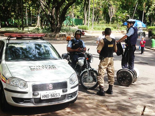 Полиция на всех парах