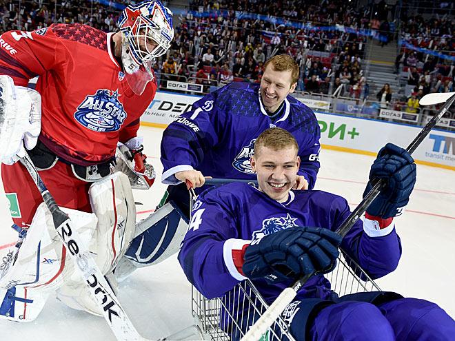 Андрей Миронов и Александр Ерёменко