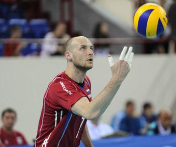 Николай Павлов в составе сборной России был самым результативным