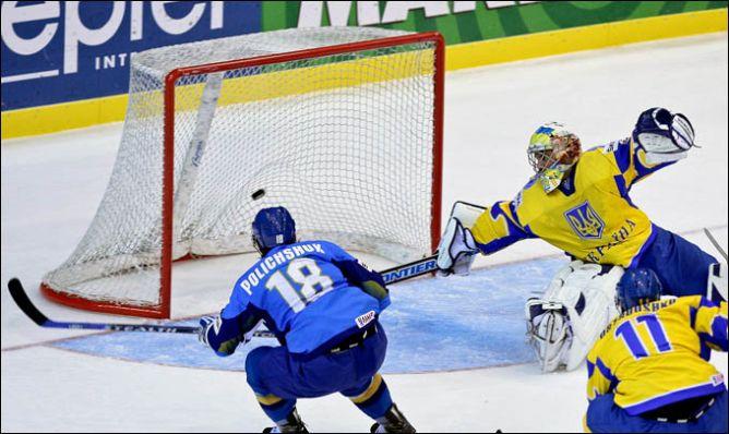 23 апреля 2011 года. Киев. Казахстан – Украина – 3:2.