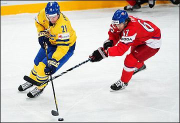 Михал Фролик против сборной Швеции