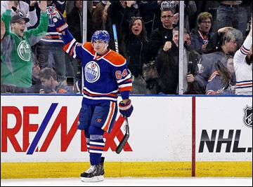 """Как дела, НХЛ? """"Эдмонтон Ойлерз"""". Наиль Якупов"""