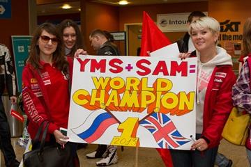 """Сэм Лоус и """"Яхнич Моторспорт"""" — чемпионы сезона-2013"""