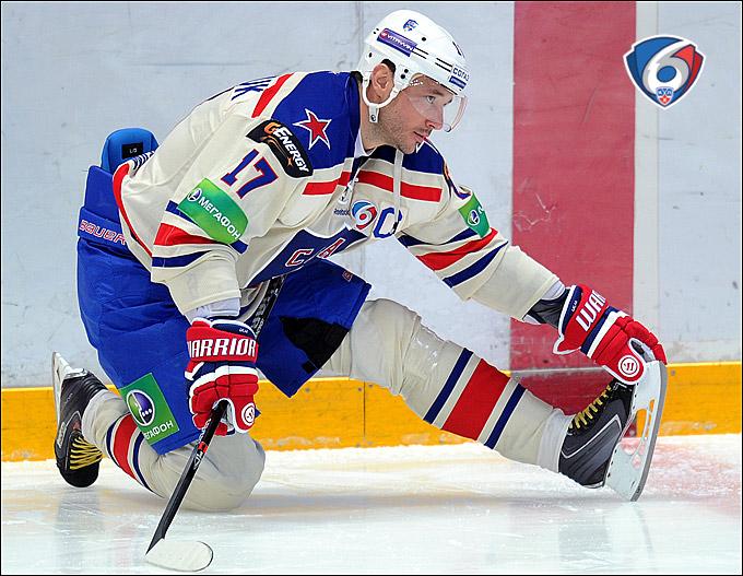 Поднимет ли Илья Ковальчук СКА на вершину?