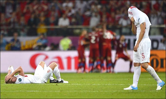 Горе польских игроков