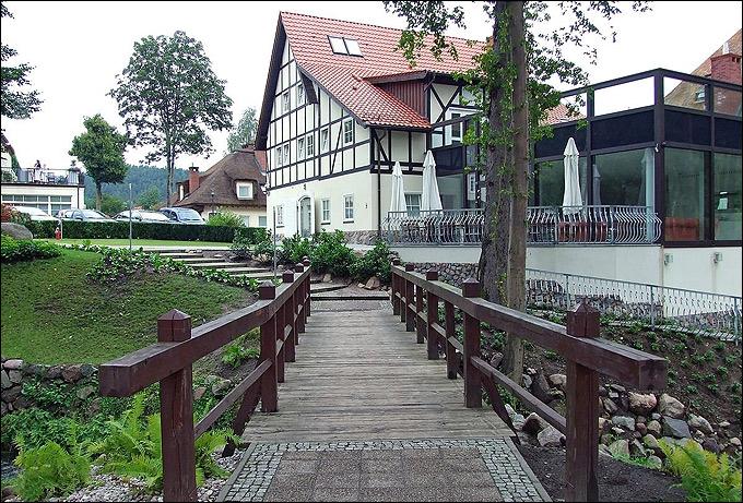 Резиденция сборной Германии