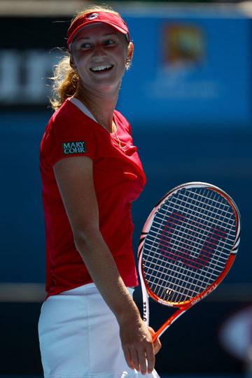 Катя Макарова. Теперь это имя знает весь теннисный мир!