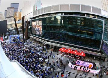 "1 мая 2013 года. Торонто. ""ACC Centre"""