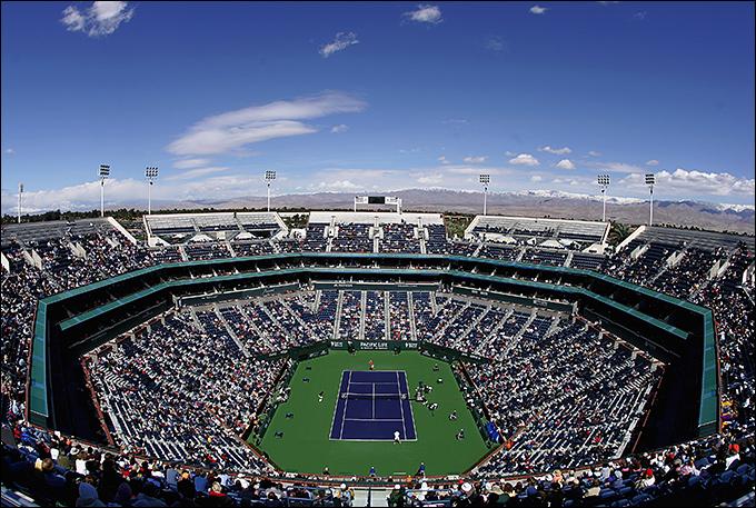 Турнир WTA/Premier. Индиан-Уэллс (Калифорния, США). BNP Paribas Open
