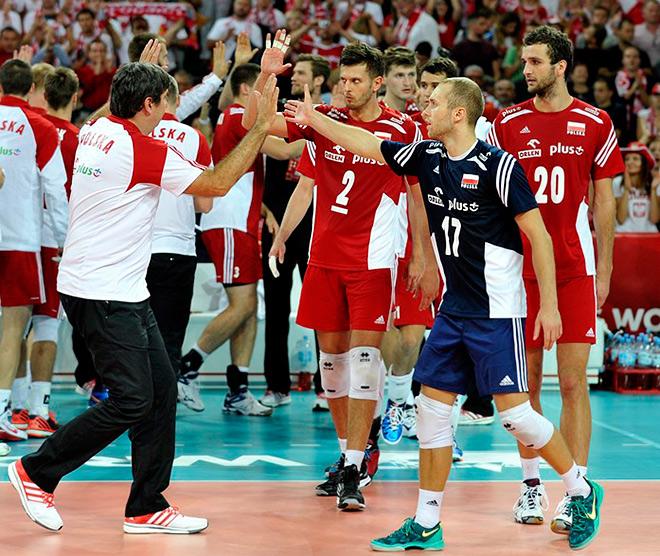 Пока Польша не замечает соперников. Победа над Австралией — 3:0