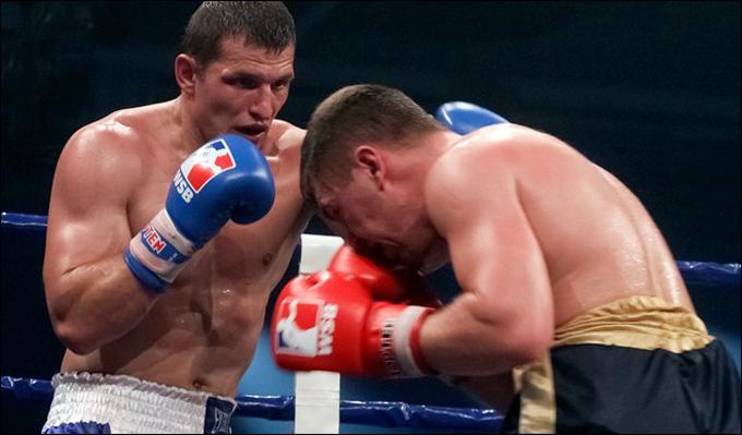 Солоненко vs Босняк