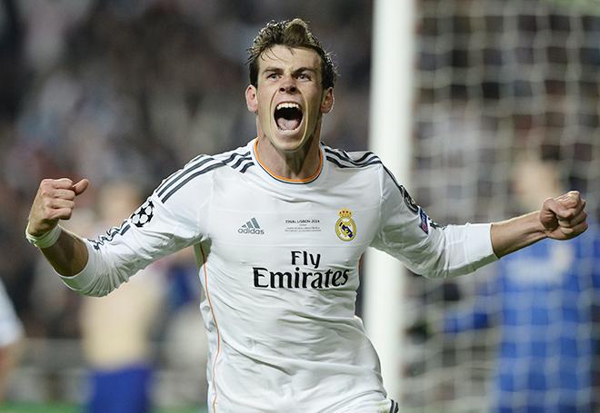 За Гарета Бэйла «Реал» отдал «Тоттенхэму» € 94 млн