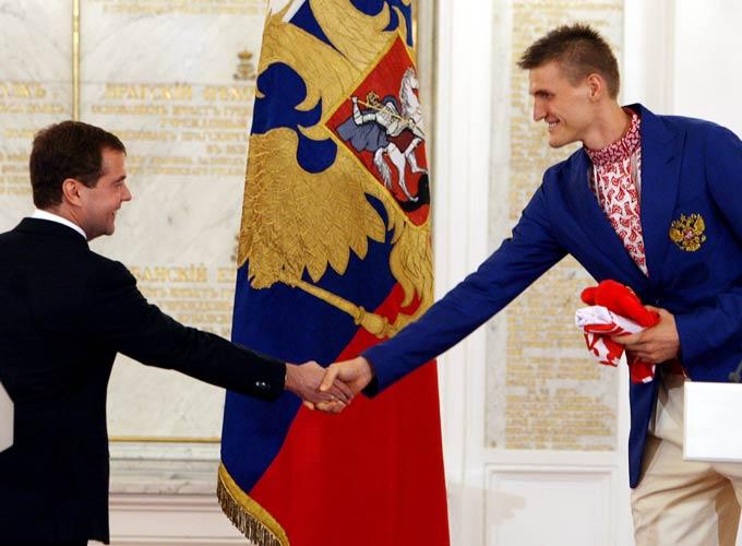 Встреча с Дмитрием Медведевым