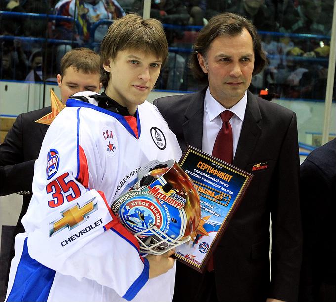 Евгений Иванников и Михаил Шталенков