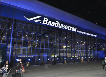 Владивосток. Ночь. Прибыли. Улетать будем тоже ночью