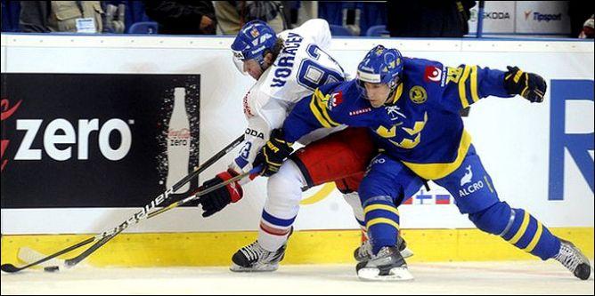 24 апреля 2011 года. Брно. Еврохоккейтур. Чешские игры. Чехия — Швеция — 2:4.