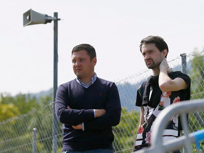 Денис Бушуев и Григорий Телингатер