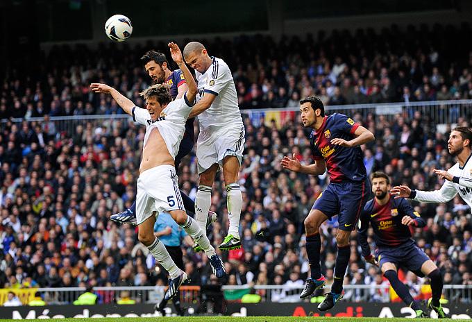"""""""Реал"""" — """"Барселона"""" — 2:1"""