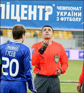 Анатолий Абдула получил позитивные отклики специалистов о работе в центральном матче тура